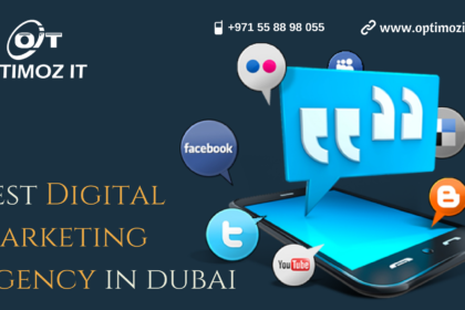Best Digital Marketing Agency Dubai