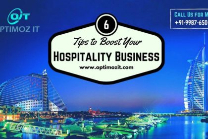Digital marketing for hotel