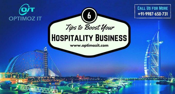 Digital marketing for hotel