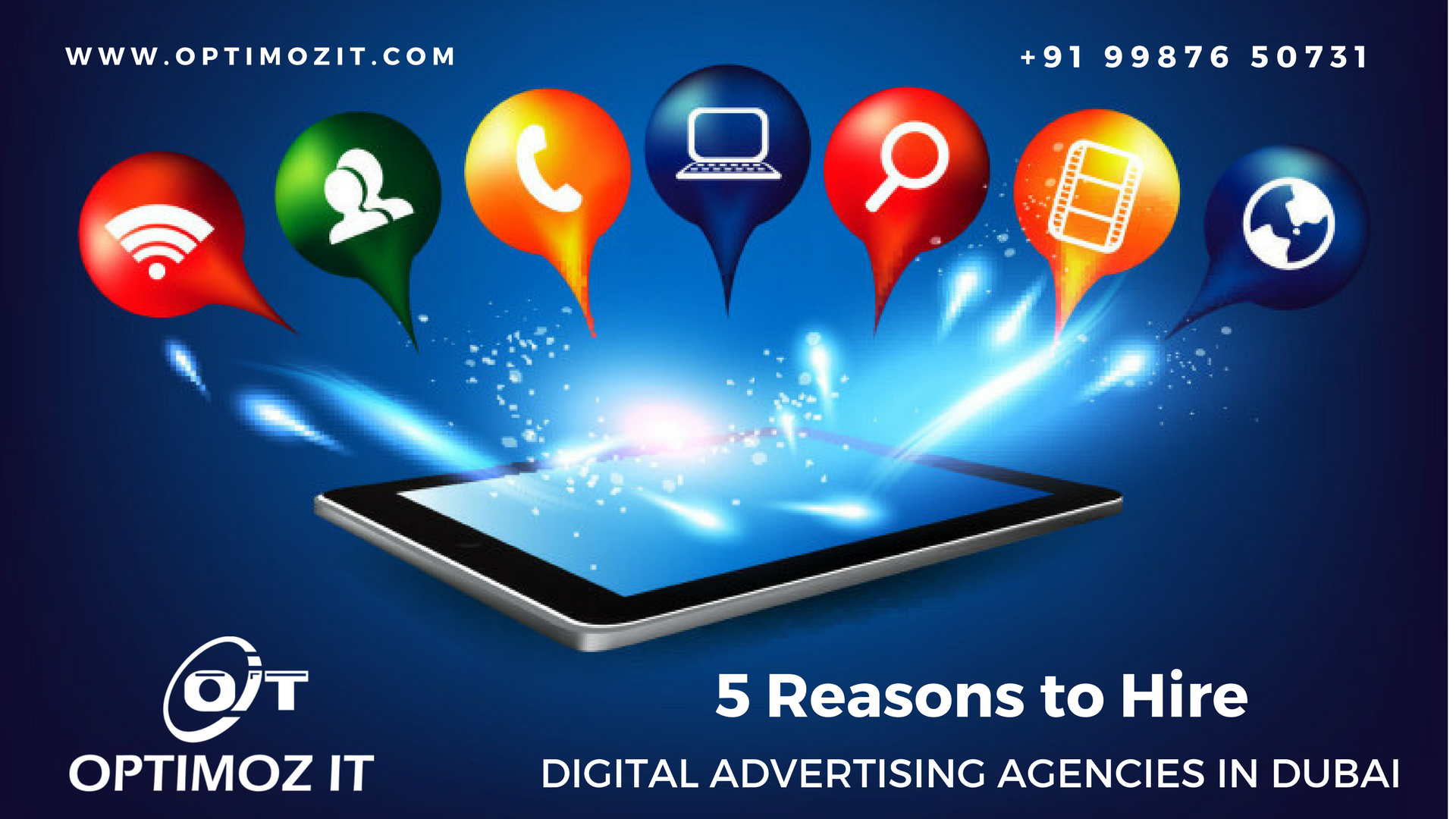Advertising Agencies in Dubai